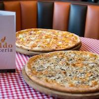 Druga  pizza gratis!