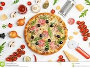 Pizza ´´nalož si sám´´
