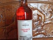 Vin Cădarcă Roze, Crama Teodor. Vin dulce care impresionează prin prospeţime, fructuozitate şi echilibru. Acompaniază perfect deserturile.