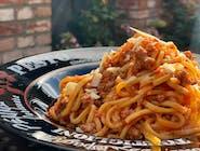 1. Spaghetti Bolognese