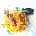 Paella z Owocami Morza dla 2 osób