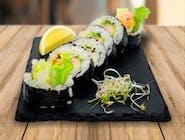 Grill Salmon futomaki