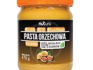 "Pasta orzechowa kremowa od ""Nutura"""