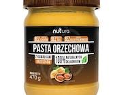 """Pasta orzechowa z kawałkami orzechów od """"Nutura"""""""