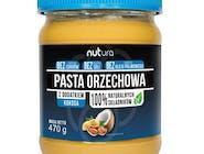 """Pasta orzechowa z dodatkiem kokosa od """"Nutura"""""""