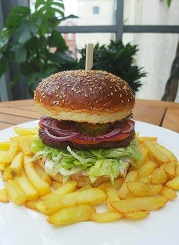 najlepszy burger w gorzowie wlkp