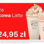 2 x Piernikowa Latte XXL