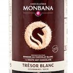 Biała Czekolada na gorąco Monbana 500g