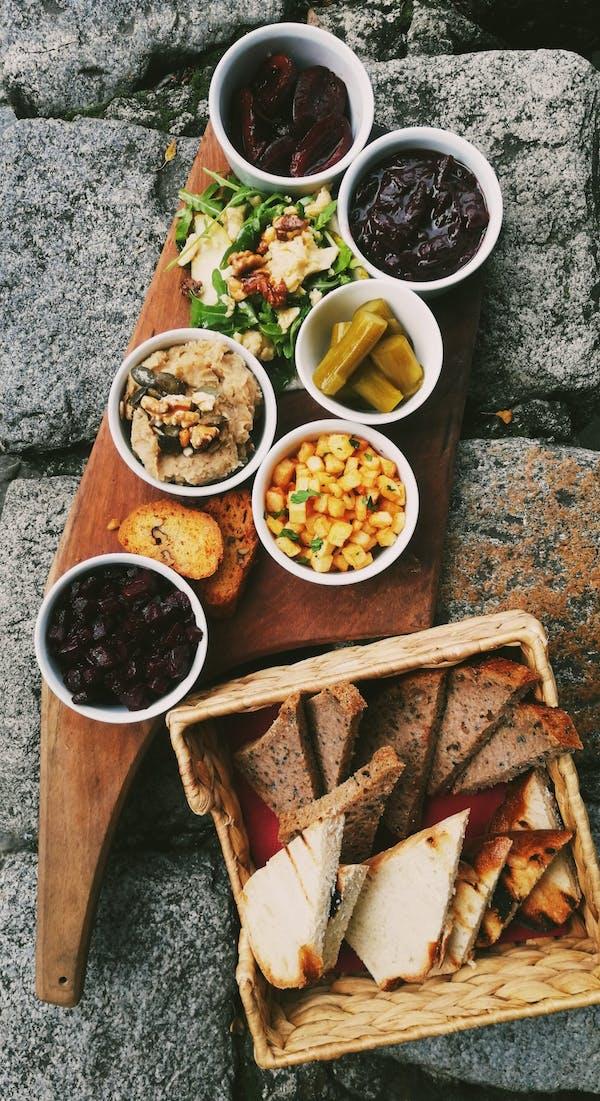 Deska wegetariańska