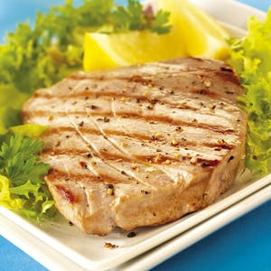 Tuńczyk stek grillowany