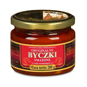 Byczki smażone w sosie pomidorowym