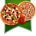 2 pizze 32 cm za 42.99 zł!