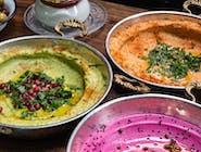 Hummus & Burak