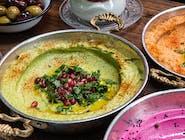 Hummus & Kolendra