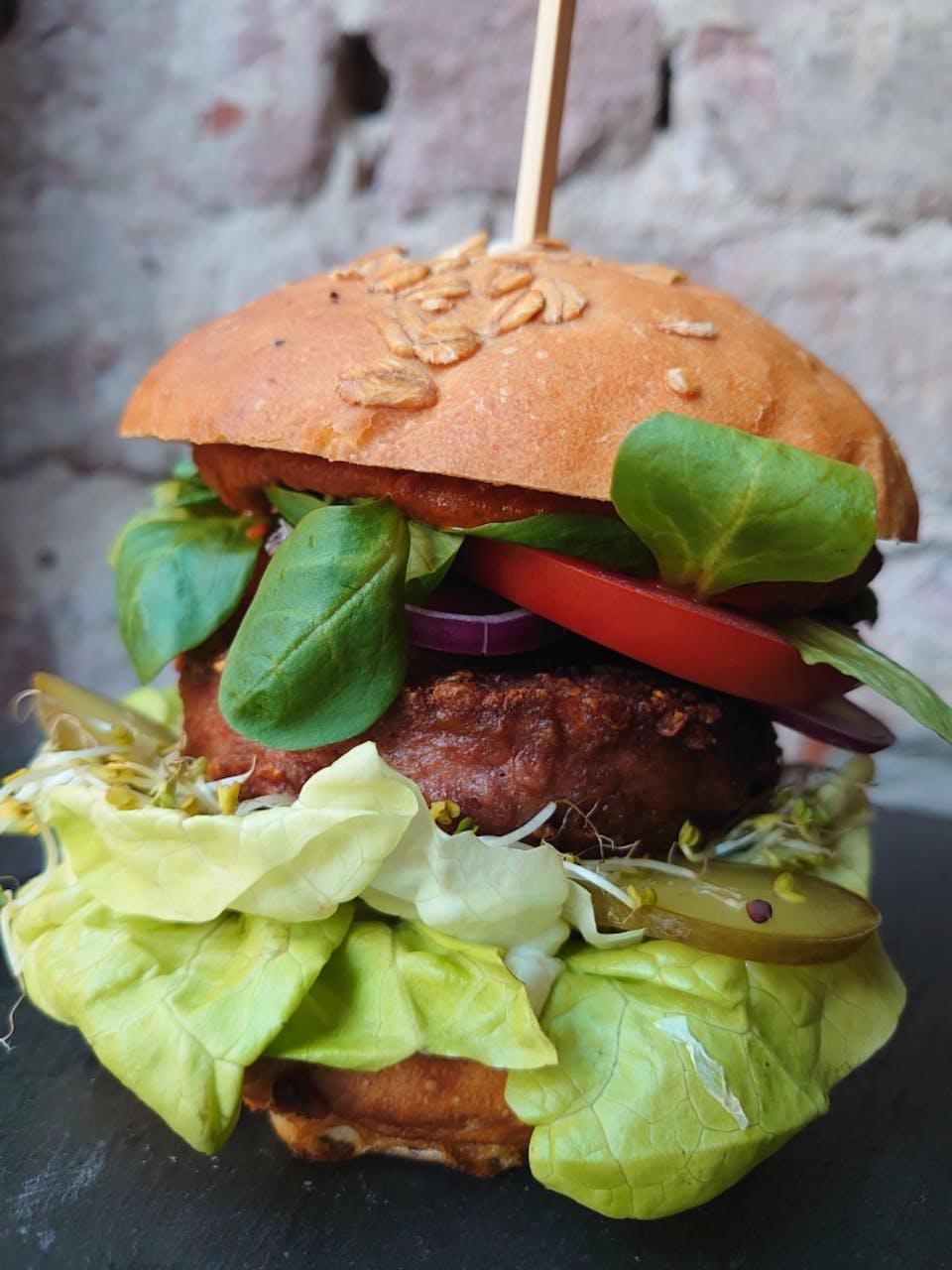 <br>Burger Beyond