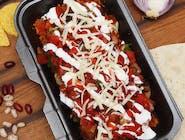 🇷🇴 Mici Burrito Bowl (Romanian Sausage)/ Burrito de Mici la Farfurie 🇷🇴
