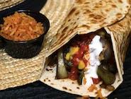 Chorizo Quesadilla/ Quesadilla de Salam Iute de Porc