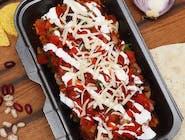 Chicken Burrito Bowl / Burrito de Pui la Farfurie