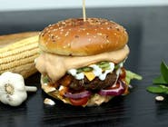 Beef Burger/ Burger de Vită