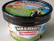 Ben & Jerry's srawberry cheesecake 100 ml