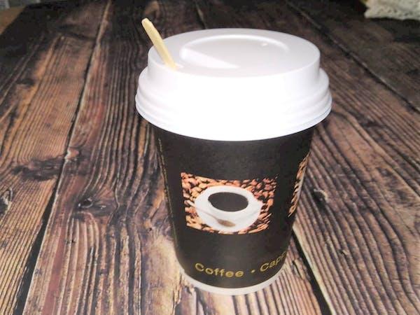Kawa naturalna lub rozpuszczalna z mlekiem