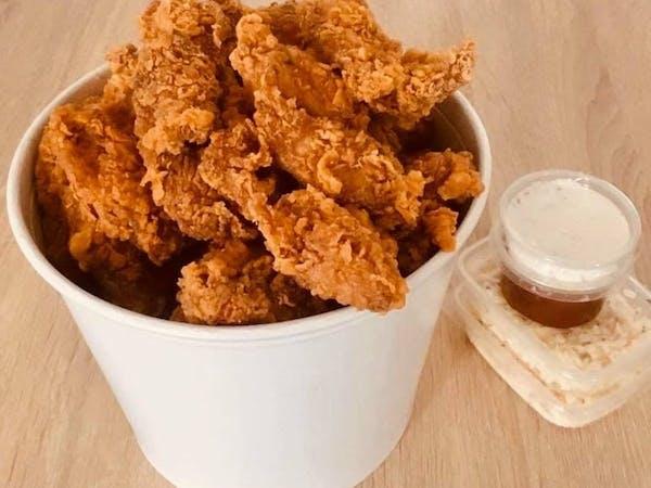 8 szt. delikatnych polędwiczek z kurczaka
