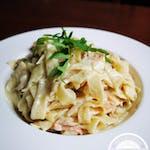 Tagliatelle/ spaghetti carbonara