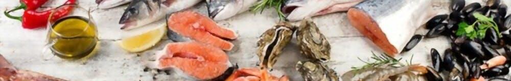 Main Courses Fish & Sea Food