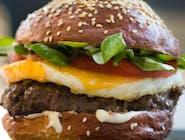 Burger z Jajem