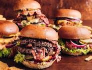 Burger BBQ Chipotle