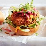 Hamburger Vega Falafel