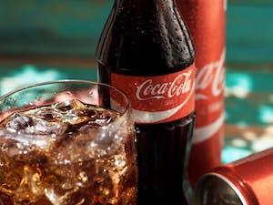 duża Coca-Cola za 1 zł