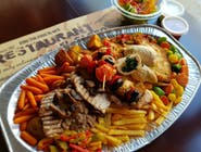 Półmisek mięs z grilla dla 2-óch osób