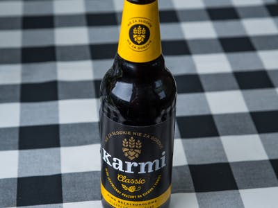 Piwo bezalkoholowe Karmi