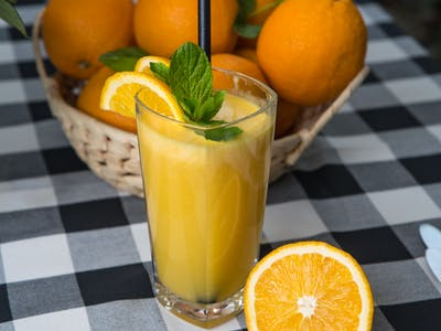 Sok 3 cytrusy / grejpfrut, cytryna, pomarańcza /