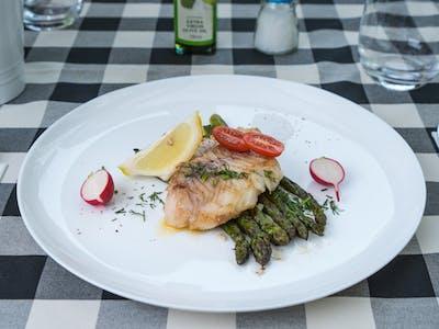 Świeża ryba Filet z dorsza białego