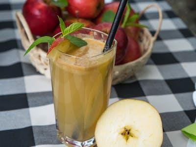 Sok świeżo wyciskany z jabłka 0,3l