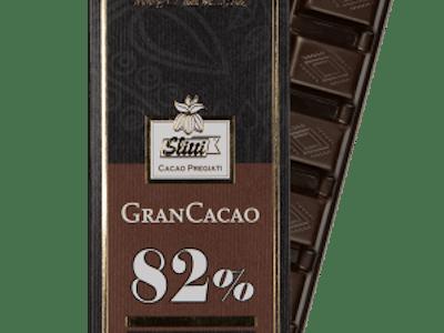 Slitti Ciocolată Grand Cacao 82%