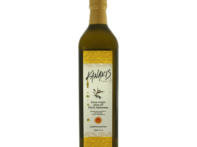 Ulei de măsline extravirgin Kanakis