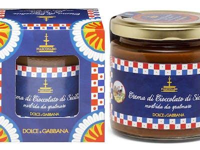 Dolce & Gabbana cremă de ciocolată