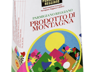 Parmigiano Reggiano Made in Mountains