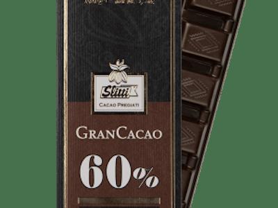 Slitti Ciocolată Grand Cacao 60%