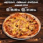 Pizza Al Bacon