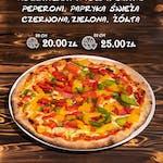 Pizza Colorata