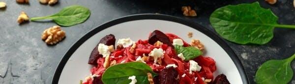 Tagiatelle con gorgonzola (wegetariańska)