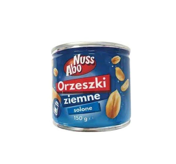 Orzeszki ziemne 150g