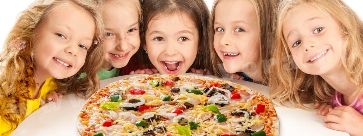 Pizza 50/50 ,,XL,, 4/4 kawałki