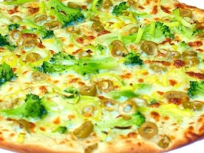 18. Zielona, sos Śmietanowy