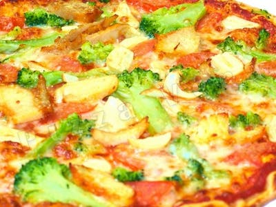 45. Pollo nelle verdure, sos Pomidorowy