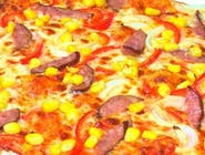 35. Amerykańska, sos Pomidorowy